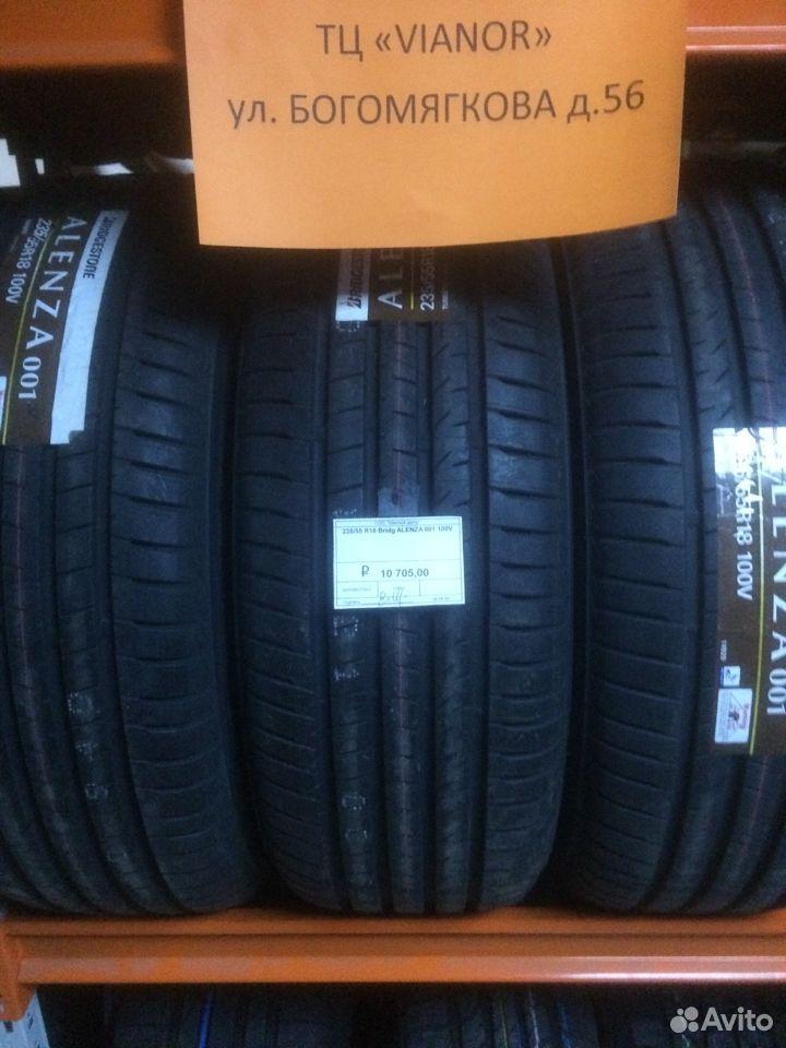235/55 R18 Bridg alenza 001 100V