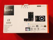 Sony A6000 Kit комиссионный (гарантия)