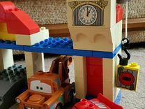"Lego duplo ""Тачки. Большой Бентли."""