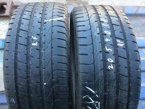 205 40 18 Pirelli Pzero Run Flat 2 шт