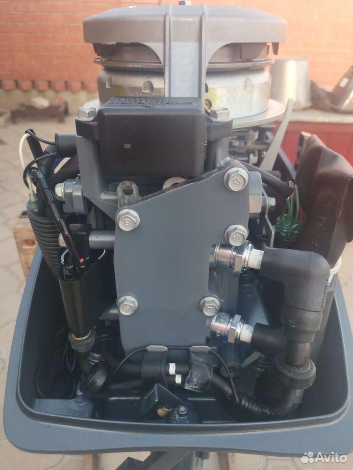 Лодочный мотор ямаха8