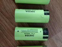 Аккумуляторы Panasonic 26650(новые)