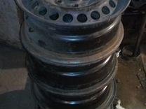 Штампованые диски фольксваген пассат б5