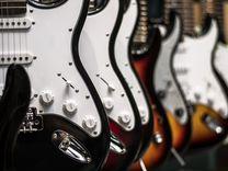 Продаем гитары новые