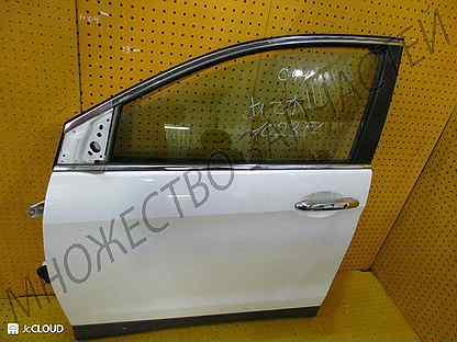 Дверь передняя левая Honda CR-V 4 Хонда црв срв 4