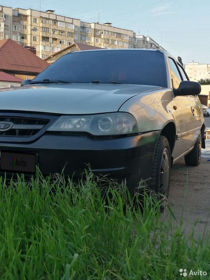Daewoo Nexia, 2007 89606308757 купить 2