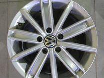 Литые диски бу R16 на volkswagen tiguan