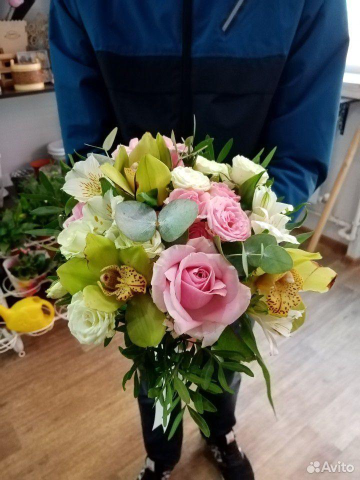 Доставка букетов и цветов  89613395871 купить 9
