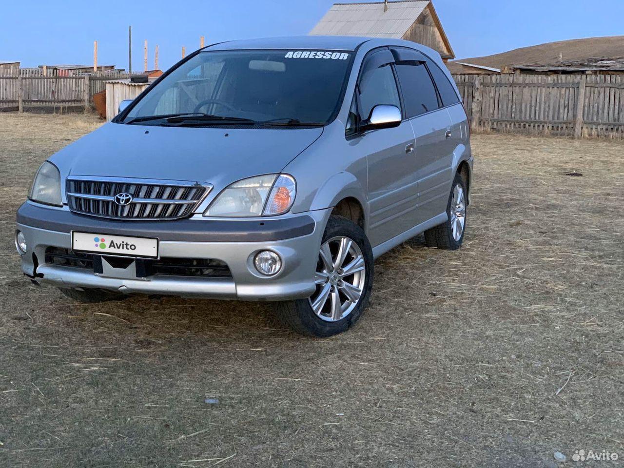 Toyota Nadia, 2000  89644602536 купить 1