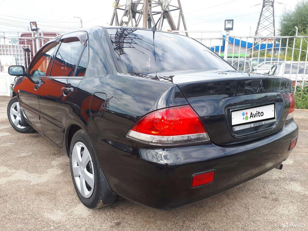Mitsubishi Lancer, 2007  89206139999 купить 6