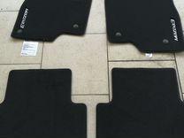 Автомобильные коврики салона Mazda 3