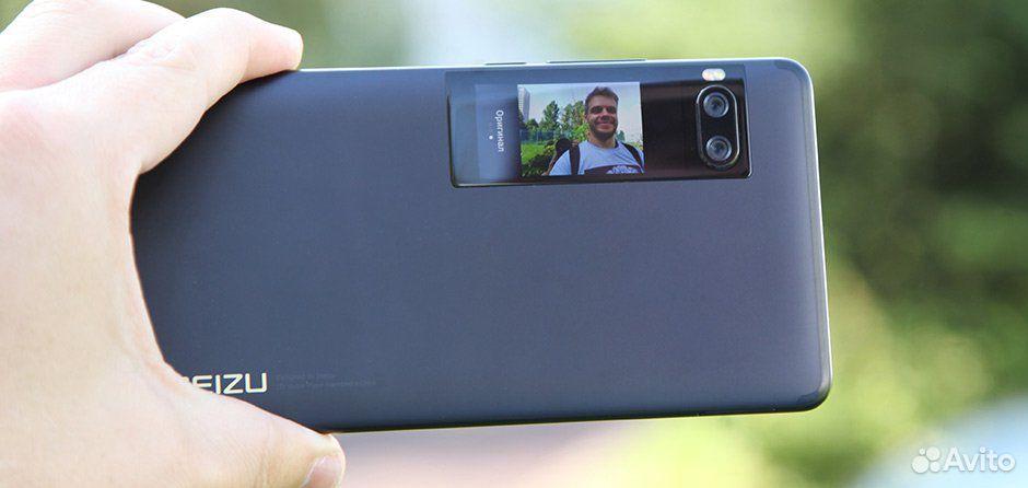 Смартфон Meizu Pro 7 plus 6/64GB