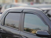 Дефлекторы на окна Fiat Albea