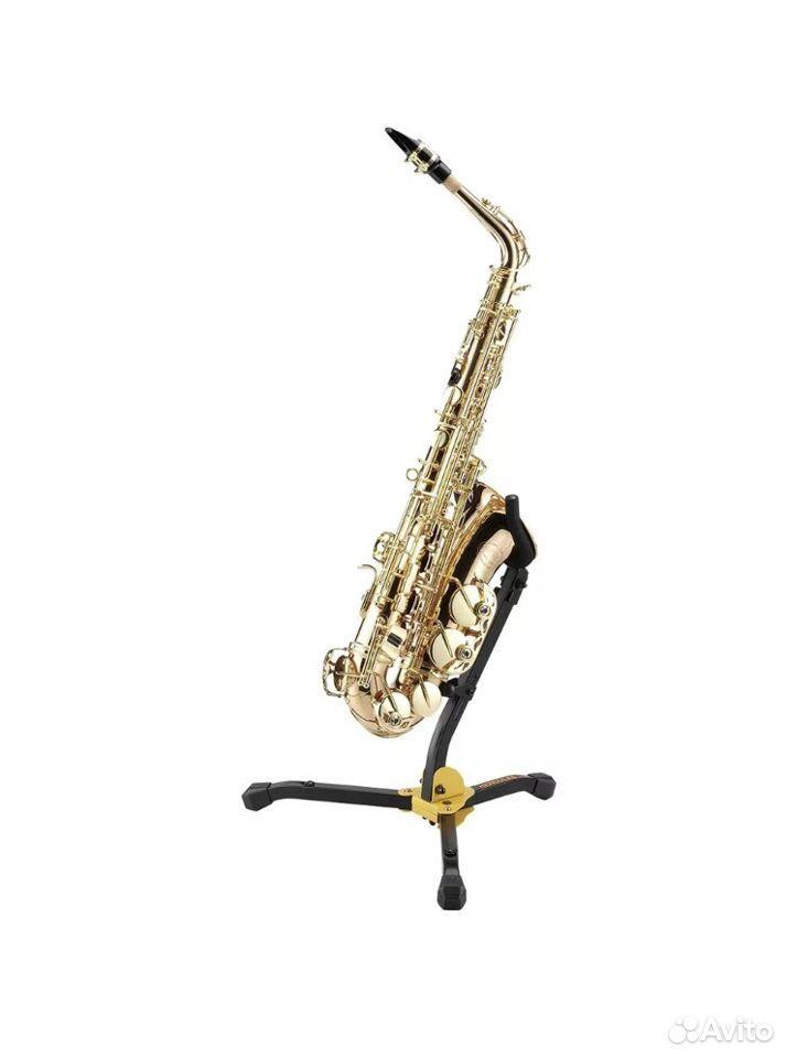 Стойка для саксофона Hercules  89242332851 купить 2
