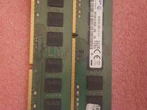 Оперативная память Samasung 1600 DDR 3 1600 16GB