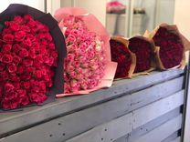 Букет из 101 Розы