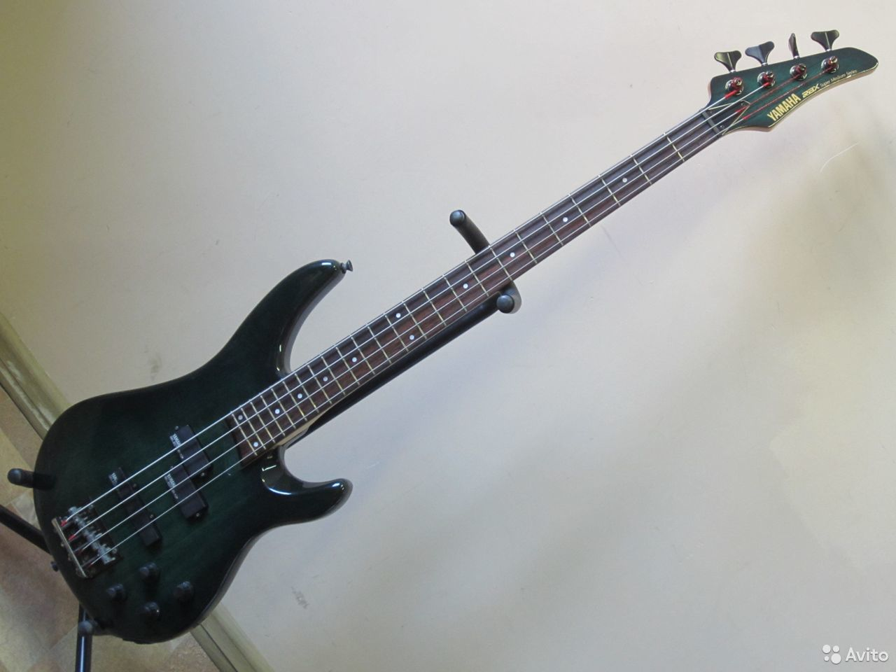 89025069832  Бас-гитара Yamaha RBX-msiis (1988 Japan)