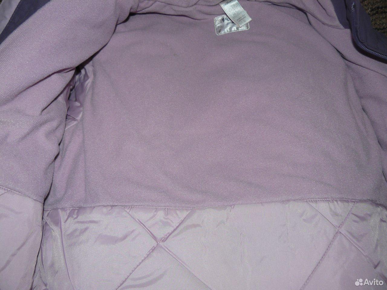Куртка осенне-весенняя на рост 122-133  89871288618 купить 4