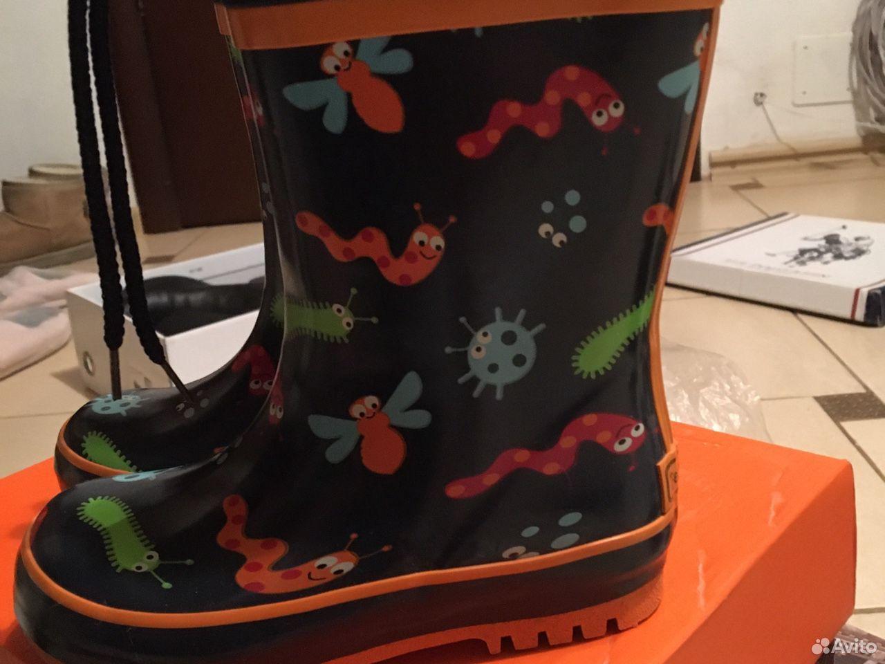 Резиновые сапоги  89220051218 купить 2