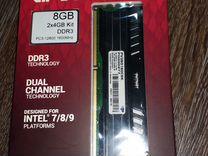 Оперативная память Patriot Viper 3 (DDR3 2*4Gb)