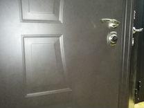 Дверь металлическая размер 86
