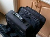 Сумка мужская для ноутбука, портфель