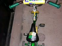 Велосипед детский, стелс. В хорошем состоянии. Тор