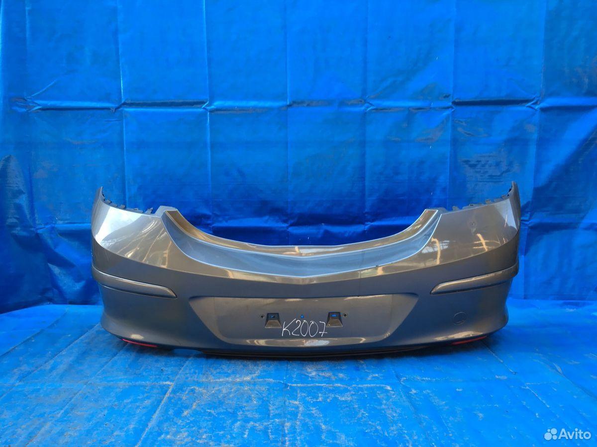 84732022776  Бампер задний Opel Astra H (2004-2015)