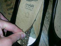 Туфли женские черные,на среднюю полноту