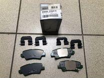 Комплект задних тормозных колодок KIA Optima