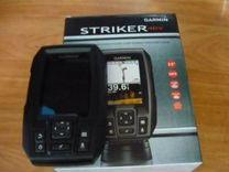 Эхолот Garmin Striker 4dv