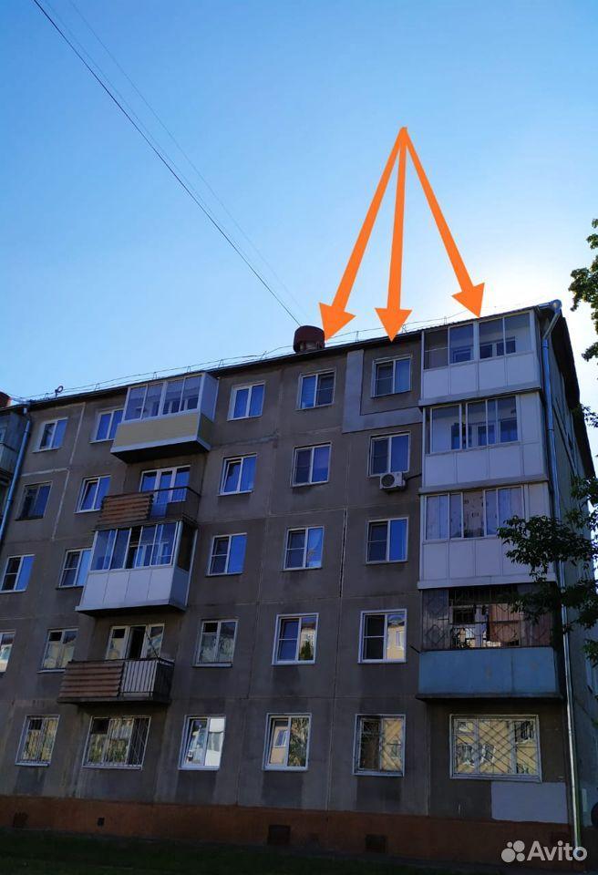 2-к квартира, 46.2 м², 5/5 эт.  89050726257 купить 6