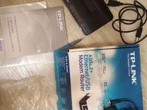 Роутер TP-Link adsl2+ Ethernet/USB Modem Router