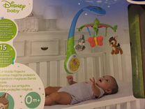 Мобиль-проектор Chicco Disney baby Бэмби