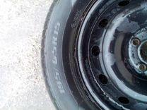 Колесо на автомобиль Рено логан