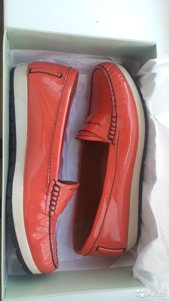 Туфли-мокасины женские  89050187150 купить 7