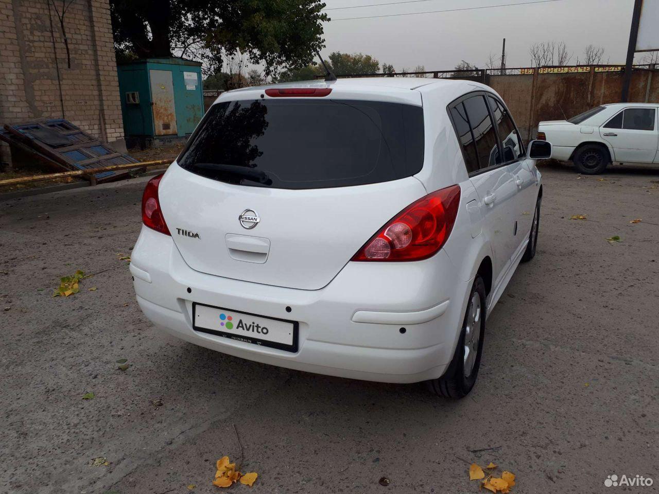 Nissan Tiida, 2012  89066029715 купить 3