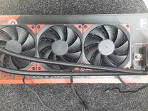Водяное охлаждения DeepCool 360 EX с гарантией