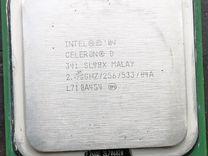 Процессор 1 ядерный