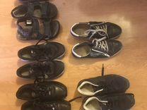Фирменная обувь 6 пар пакетом. Размер 36-38