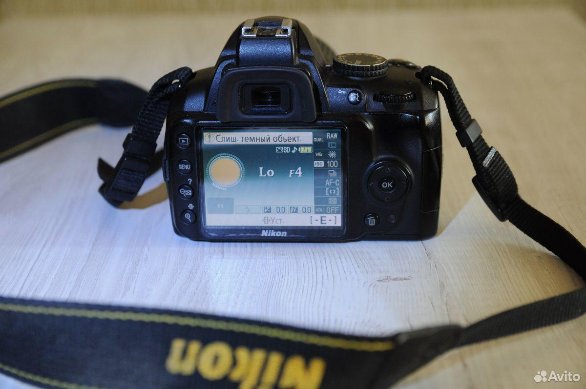 Зеркальный фотоаппарат Nikon d3000  89539538882 купить 4