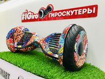 Гироскутер Smart Balance Wheel 10.5 граффити