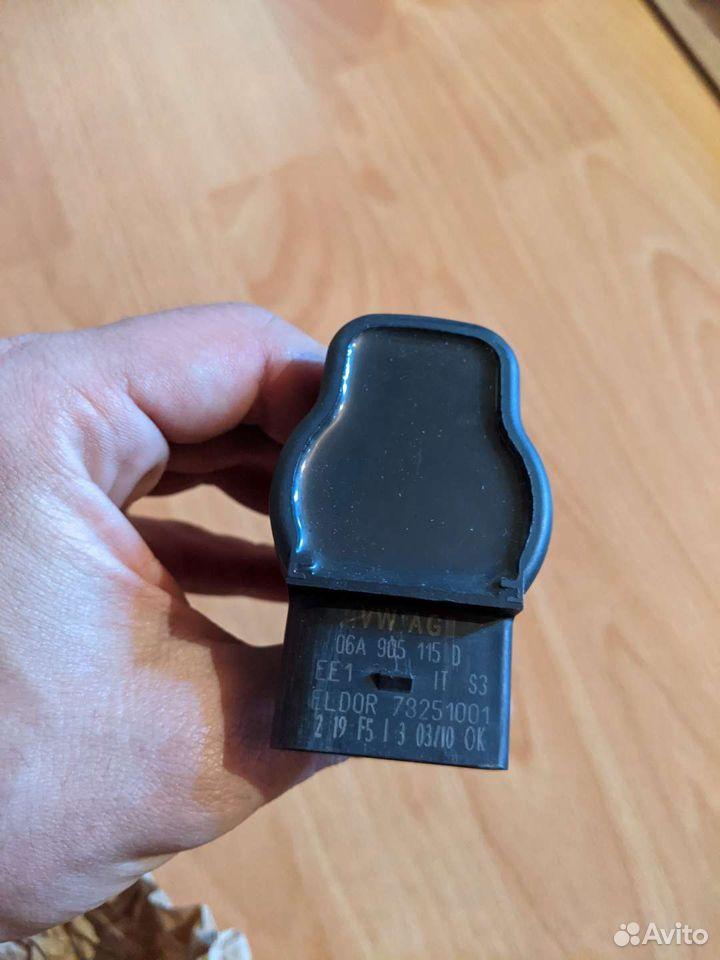 Комплект катушек зажигания для Audi A4 B6 06A90511  89187788955 купить 2