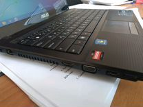 Ноутбук Asus 4-х ядерный