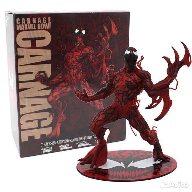 Коллекционная Фигурка Карнаж Marvel Now / geek  89240081966 купить 1
