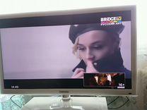 Телевизор SAMSUNG 82 см, ЖК — Аудио и видео в Саратове