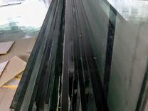 Продам стеклянные перегородки. Стекло каленое 10мм