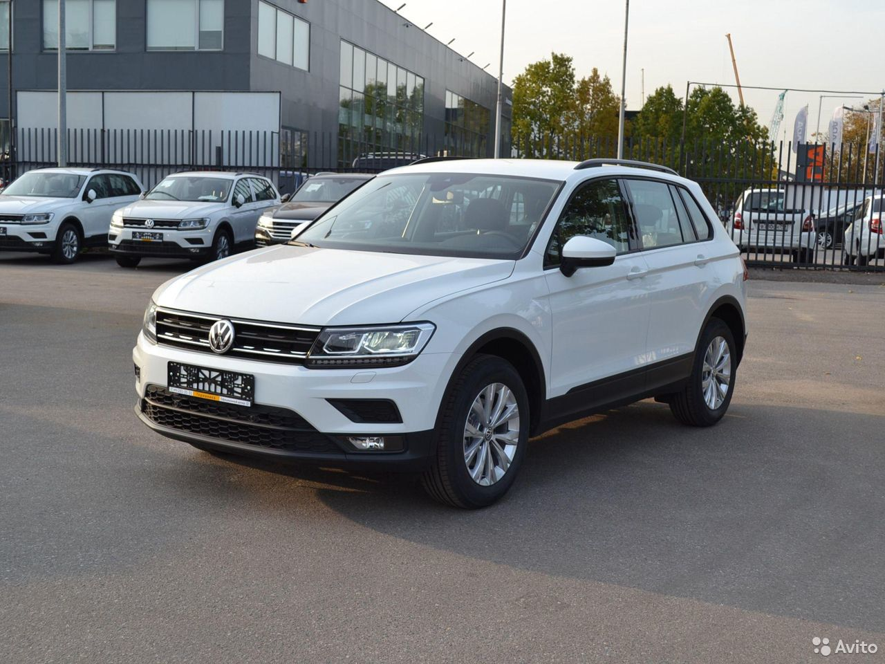 Volkswagen Tiguan, 2020 89873219318 купить 1