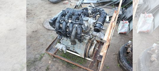 Двигатель ваз 21126 от Приора авторазбор