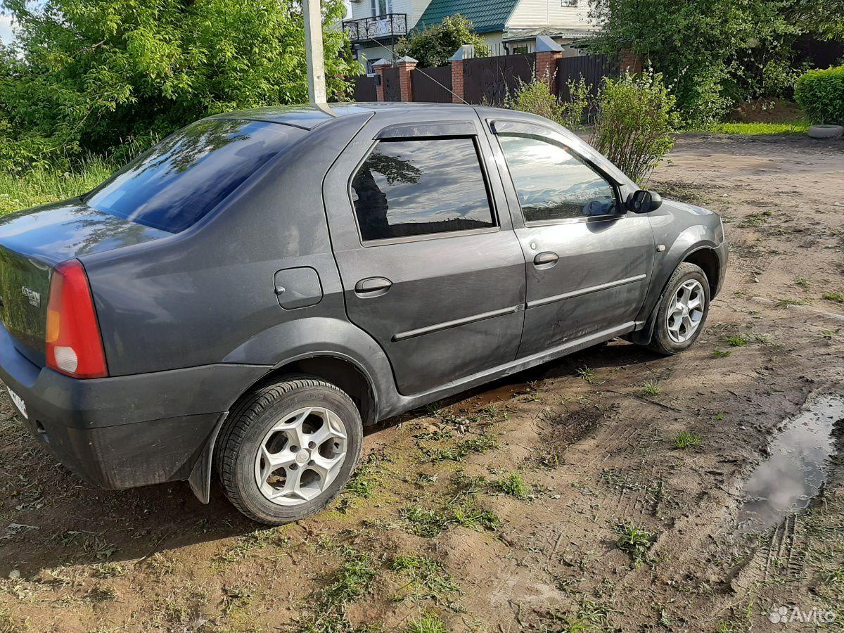 Renault Logan, 2008  89612447193 купить 3